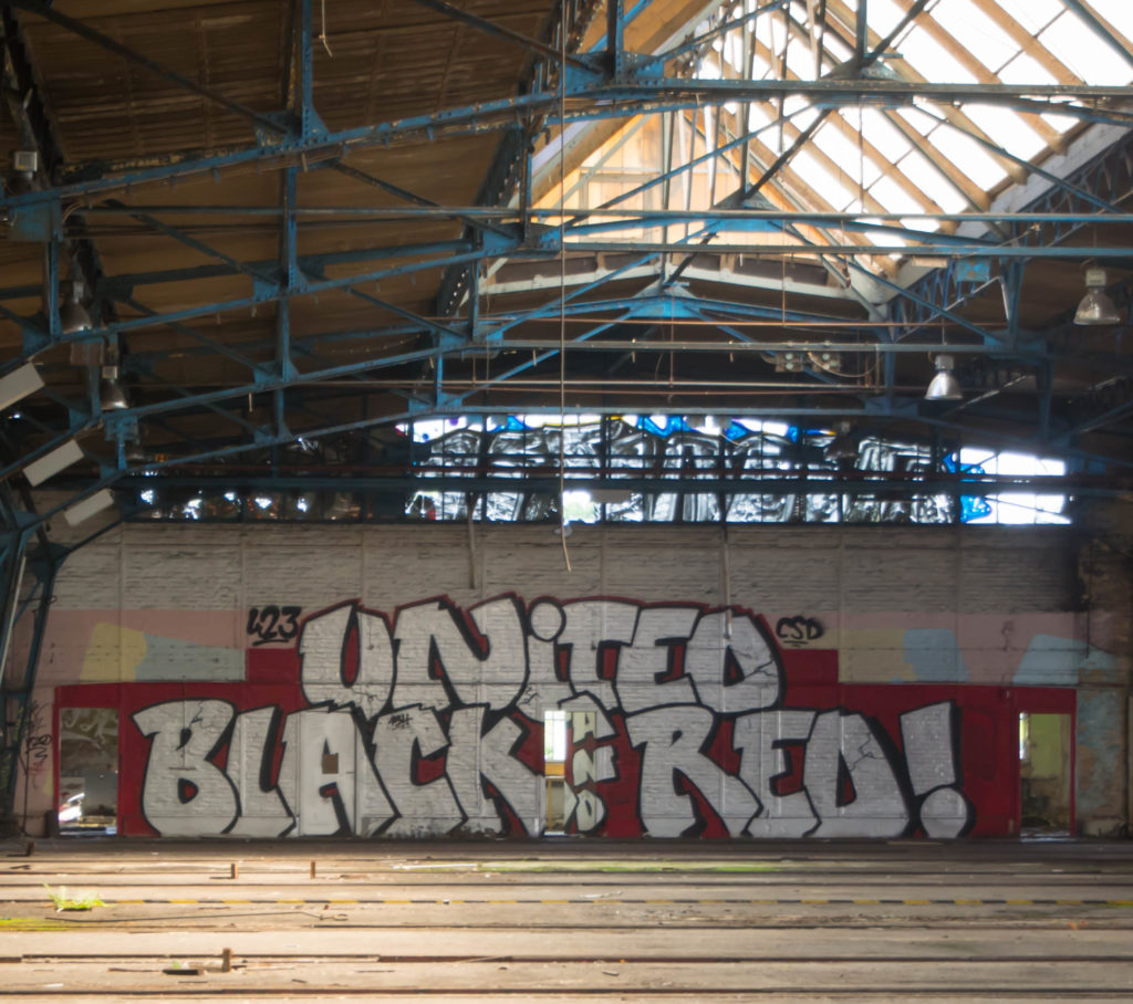 United Black Red